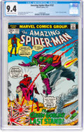 Bronze Age (1970-1979):Superhero, The Amazing Spider-Man #122 (Marvel, 1973) CGC NM 9.4 Off-white towhite pages....