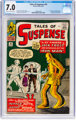 Tales of Suspense #45 (Marvel, 1963) CGC FN/VF 7.0 Cream to off-white pages