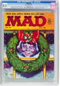 Magazines:Mad, MAD #44 (EC, 1959) CGC VF+ 8.5 Off-white to white pages....