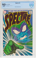 Silver Age (1956-1969):Superhero, The Spectre #8 (DC, 1969) CBCS VF/NM 9.0 White pages....