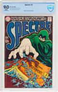 Silver Age (1956-1969):Superhero, The Spectre #9 (DC, 1969) CBCS VF/NM 9.0 White pages....