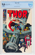 Silver Age (1956-1969):Superhero, Thor #156 (Marvel, 1968) CBCS NM+ 9.6 White pages....