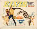 "Movie Posters:Elvis Presley, Tickle Me (Allied Artists, 1965). Folded, Fine/Very Fine. HalfSheet (22"" X 28""). Elvis Presley.. ..."