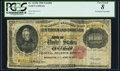 Large Size:Gold Certificates, Fr. 1225h $10,000 1900 Gold Certificate PCGS Very Good 8.. ...