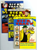 Modern Age (1980-Present):Miscellaneous, Dick Tracy Group (Blackthorne Publishing, 1984-89) Condition: Average VF/NM.... (Total: 9 Comic Books)
