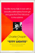 """Movie Posters:Comedy, City Lights & Others Lot (Columbia, R-1972). Folded, Very Fine. One Sheet (27"""" X 41""""), Color Photos (8), Photo (8"""" X 10""""), &..."""