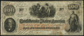 Confederate Notes:1862 Issues, T41 $100 1862 PF-7 Cr. 317 Very Fine.. ...