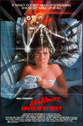 "Movie Posters:Horror, A Nightmare on Elm Street (New Line, 1984). Folded, Very Fine-. One Sheet (27"" X 41""). Matthew Joseph Peak Artwork. Horror...."