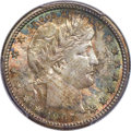 Barber Quarters, 1907-O 25C MS67 PCGS Secure....