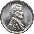 Lincoln Cents, 1943-S 1C MS68 PCGS....