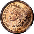 Proof Indian Cents, 1859 1C PR65 Ultra Cameo NGC....