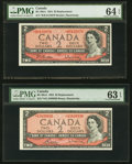 Canadian Currency, An Assortment of Bank of Canada Replacement Issues.. ... (Total: 5notes)