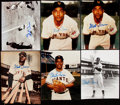 Autographs:Photos, Monte Irvin Signed Image Lot of 10.... (Total: 10 items)