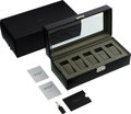 Timepieces:Other , Wolf Watch Display Box, Heritage Series . ...