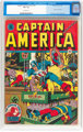 Captain America Comics #28 (Timely, 1943) CGC VF+ 8.5 Off-white pages