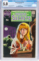 House of Secrets #92 (DC, 1971) CGC VG/FN 5.0 Cream to off-white pages