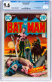 Batman #244 (DC, 1972) CGC NM+ 9.6 Off-white to white pages
