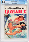 Golden Age (1938-1955):Romance, Adventures #1 Carson City Pedigree (St. John, 1949) CGC VF/NM 9.0Off-white to white pages....