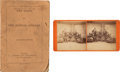 Photography:Stereo Cards, Jubilee Singers Stereoview and Songbook. ... (Total: 2 Items)