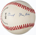 Autographs:Baseballs, Cool Papa Bell Single Signed Baseball....