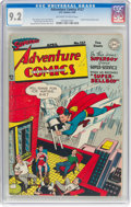 Golden Age (1938-1955):Superhero, Adventure Comics #127 (DC, 1948) CGC NM- 9.2 Off-white to white pages....