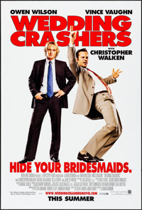 "Wedding Crashers & Other Lot (New Line, 2005). Rolled, Very Fine-. One Sheets (2) (27"" X 41""). Comedy..."
