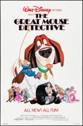 "Movie Posters:Animation, The Great Mouse Detective & Other Lot (Buena Vista, 1986). Folded, Very Fine+. One Sheets (2) (27"" X 41""). Animation.. ... (Total: 2 Items)"