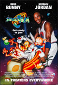 "Movie Posters:Comedy, Space Jam & Other Lot (Warner Brothers, 1996). Rolled, Very Fine. One Sheets (4) (27"" X 40"") SS Regular & 2 DS Advance Chara... (Total: 4 Items)"