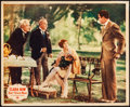"Movie Posters:Romance, Get Your Man (Paramount, 1927). Fine. Jumbo Lobby Card (14"" X 17""). Romance.. ..."
