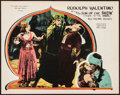 "Movie Posters:Adventure, The Son of the Sheik (United Artists, 1926). Very Fine+. Lobby Card (11"" X 14""). Adventure.. ..."