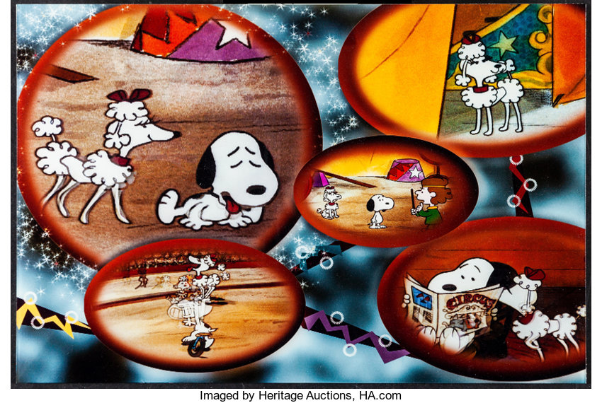 on sale 8514d 42334 Life Is a Circus, Charlie Brown (CBS, 1980). Very Fine ...