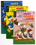 Bronze Age (1970-1979):Cartoon Character, Huey, Dewey, and Louie Junior Woodchucks File Copy Group (GoldKey/Whitman, 1968-81) Condition: Average VF.... (Total: 17 ComicBooks)