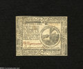 Colonial Notes:Continental Congress Issues, Continental Currency November 2, 1776 $2 Extremely Fine....
