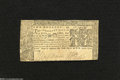 Colonial Notes:Maryland, Maryland April 10, 1774 $2 Extremely Fine-About Uncirculated....