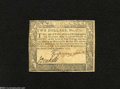 Colonial Notes:Maryland, Maryland December 7, 1775 $2 Very Fine-Extremely Fine....