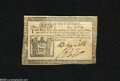 Colonial Notes:New Jersey, New Jersey January 9, 1781 1s Very Choice New....