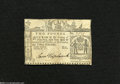 Colonial Notes:New York, New York February 16, 1771 L2 Extremely Fine....
