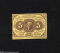 Fractional Currency:First Issue, Fr. 1228 5c First Issue Gem New....