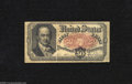Fractional Currency:Fifth Issue, Fr. 1380 50c Fifth Issue Fine....