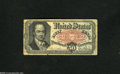 Fractional Currency:Fifth Issue, Fr. 1380 50c Fifth Issue Very Good....