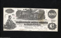 Confederate Notes:1862 Issues, T39 $100 1862....