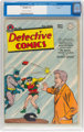 Detective Comics #115 Rockford Pedigree (DC, 1946) CGC VF/NM 9.0 Off-white to white pages