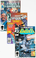 Modern Age (1980-Present):Miscellaneous, Marvel/DC Group of 31 (Marvel/DC, 1984-86) Condition: Average NM-.... (Total: 31 )