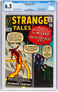 Silver Age (1956-1969):Superhero, Strange Tales #110 (Marvel, 1963) CGC FN+ 6.5 Off-white pages....