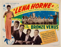 Miscellaneous:Movie Posters, The Bronze Venus (Toddy Pictures, 1943)....