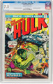 The Incredible Hulk #180 (Marvel, 1974) CGC VF- 7.5 Off-white to white pages