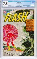Silver Age (1956-1969):Superhero, The Flash #110 (DC, 1959) CGC VF- 7.5 Cream to off-white pages....