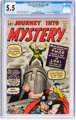 Journey Into Mystery #85 (Marvel, 1962) CGC FN- 5.5 Off-white to white pages