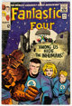 Fantastic Four #45 (Marvel, 1965) Condition: FN-