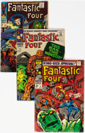 Silver Age (1956-1969):Superhero, Fantastic Four Group of 36 (Marvel, 1965-75) Condition: AverageFN.... (Total: 36 Comic Books)